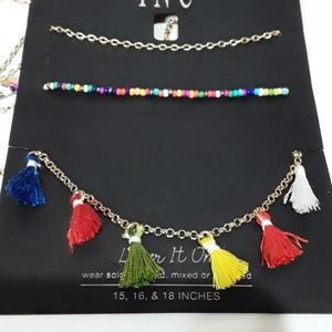 INC, Layers Necklace